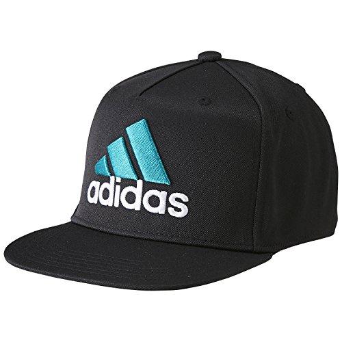 adidas Flat Cap Gorra, Unisex Adulto