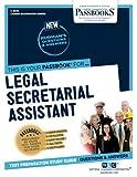 Image of Legal Secretarial Assistant: Passbooks Study Guide (Career Examination Series)