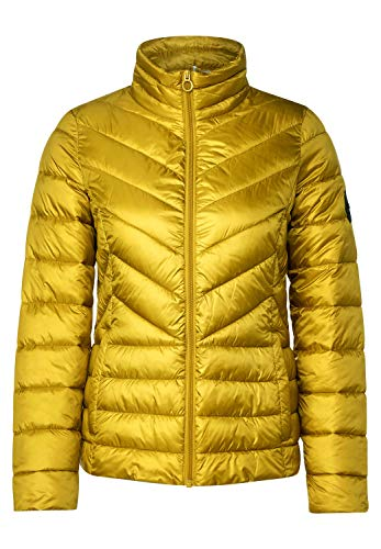 Cecil Damen B201468 Steppjacke, Amber Glow Gold, Small