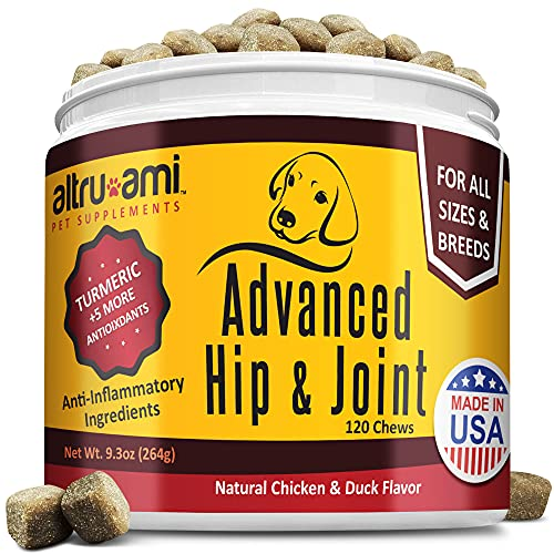 Glucosamine for Dogs - Hip & Joint Supplement for...