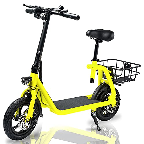 Phantomgogo Commuter R1 - Electric Scooter for Adults - Foldable...