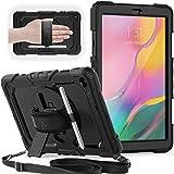 Galaxy Tab A 10.1 2019 Case,T510/T515, SEYMAC Heavy Duty