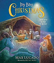 itsy bitsy christmas the king has come even for a little one like me do you ever feel like you are too small or too ordinary - Christian Christmas Stories