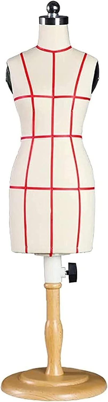 LINGGUANG Gorgeous Femaletailors Dummy Dress Form Adjustabletailors Max 83% OFF