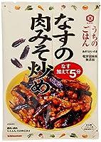 キッコーマン うちのごはん おそうざいの素 なすの肉みそ炒め 145g