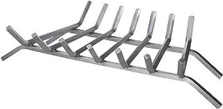 Uniflame, C-7730, 30 in. 7-Bar 304 Stainless Steel Bar Grate