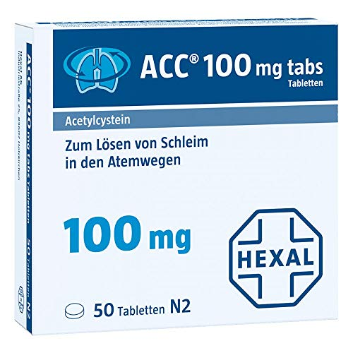 ACC 100 tabs Tabletten 50 St