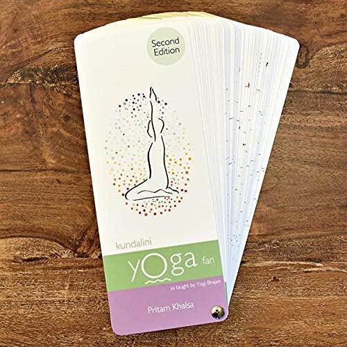 Yoga Fan - Kundalini Yoga Sets as taught by Yogi Bhajan