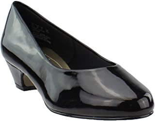 Hush Puppies Womens Soft Style Angel II Casual Heels & Pumps Black