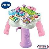 VTech - 181565 - Ma Table d'Activité Bilingue - Rose