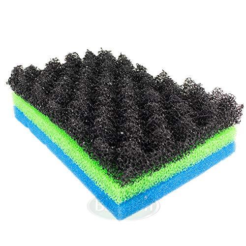 Blagdon Schuimpad-set voor mini-vijverfilter, voor 10.000 of 14.000 l modellen
