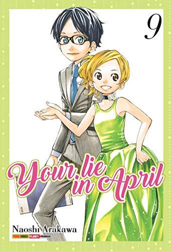 Your Lie in April - Volume 9