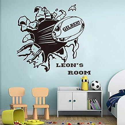 Amazon Fr Sport Rugby Stickers Muraux Peintures