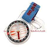 10. Basic Training Competition Thumb Orienteering Compass for Foot Cross-Country Directional Movement