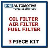 Zafira 2.2et 2.0Turbo Diesel DTI Huile, carburant filtre à air et kit d'entretien