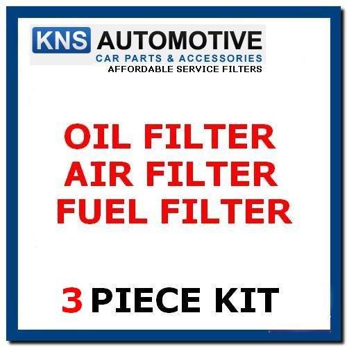 A4 1.9Tdi (00–05) carburant, Air et filtre à huile kit d'entretien