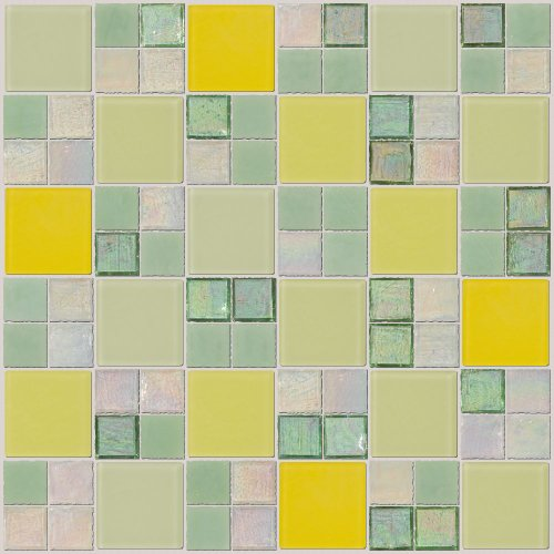 Susan Jablon Mosaics - Iced Green Tea