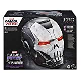 Avengers- Legends casco War Machine, Color (Hasbro E86795L0)