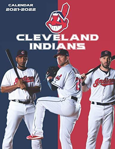 Cleveland Indians Calendar 2021-2022: Mini Calendar 2021-2022 - 24 Months Calendar