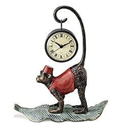 SPI Home Monkey Clock