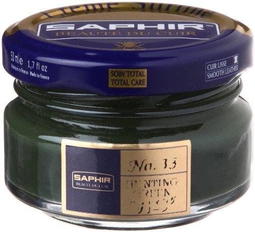 Crème Surfine, de la marca Saphir, para abrillantar zapatos, 50 ml, color, talla 50