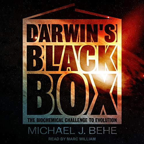 Darwin's Black Box cover art