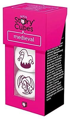 Asmodée - Jeu de Dés - Story Cubes