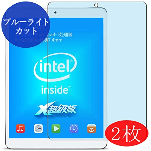 【2 Pack】 Synvy Anti Blue Light Screen Protector for Teclast X98 Air Anti Glare Screen Film Protective Protectors [Not Tempered Glass]