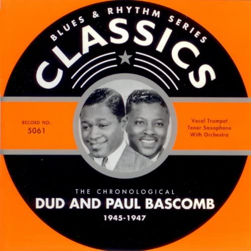Dud And Paul Bascomb
