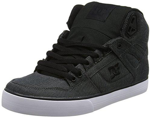 DC Shoes Herren Spartan HIGH WC TX SE Sneaker, Grau (Grey Resin Rinse), 40 EU
