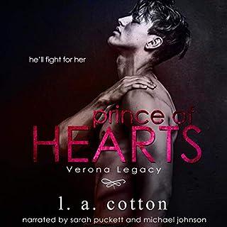 Prince of Hearts: Verona Legacy cover art