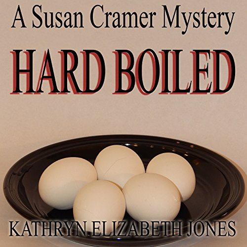 Hard Boiled audiobook cover art