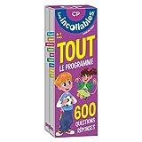 Les incollables - Tout le programme du CP - 6/7 ans - 600 questions réponses pour réviser en 2 éventails- Cahier de vacances