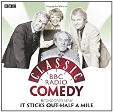 Classic BBC Radio Comedy - It Sticks Out Half A Mile