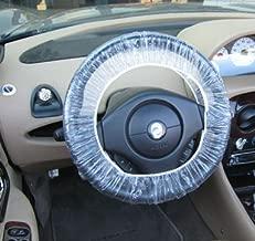 Plastic Steering Wheel Covers - 500 Count