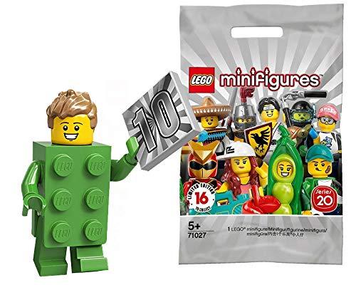 LEGO 71027 Minifigures Series 20 - Brick Costume Guy