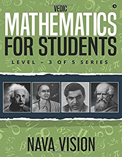 Vedic Mathematics for Students: Level - 3 of 5 Series