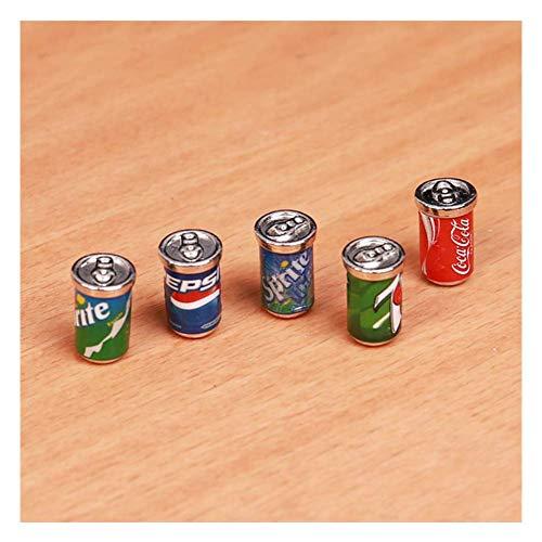ZSMD 1/6 Scale kleine fles drank in blikjes drankemodel scène accessoires rekwisieten niet drinken geschikt voor jurk HT VERYCOOL TTL Phicen TBLeague (B) B B
