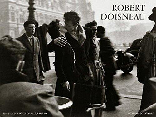 1art1 Robert Doisneau - Le Baiser De L'Hotel De Ville Paris Poster Kunstdruck 80 x 60 cm