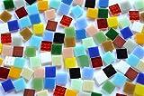 500 Gramm Glas Mosaiksteine 1