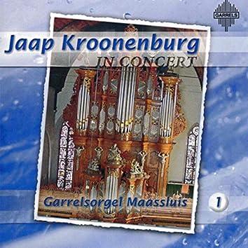 Jaap Kroonenburg in concert: Deel 1