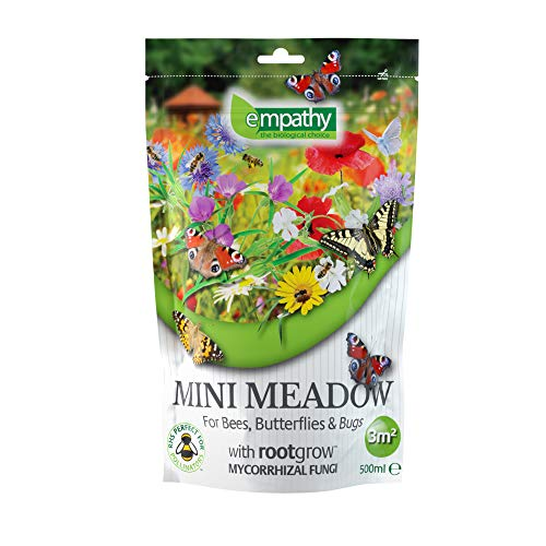 Plantworks Ltd Empathy Mini Meadow Easy Sow Wild Flower Seed 3m²