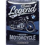 Nostalgic-Art 23249 BMW - Classic Legend | Retro Blechschild | Vintage-Schild | Wand-Dekoration |...