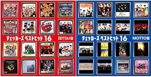 チェッカーズ ベストヒット16 CD2枚組 ~ZETTAI版~&~MOTTO版~ BHST-135-136