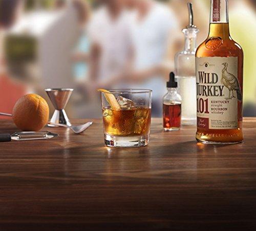 Wild Turkey 101 Bourbon Whiskey (1 x 0.7 l) - 4