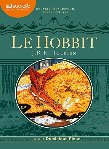 Le Hobbit: Livre audio 2 CD MP3