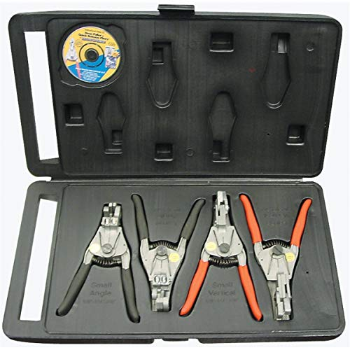 Hose Puller & Quick Release Pliers Set - 4-Pc