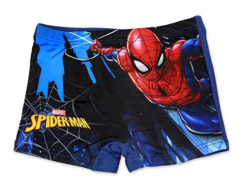 Spiderman - Pantaloncini - Ragazzo Dunkelblau 98 cm (3 Anni)