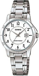 CASIO Couple Watch MTP-V004D-7BUDF and LTP-V004D-7BUDF