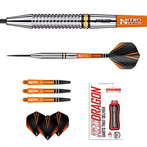 Red Dragon Amberjack 17 Steeldarts, 26g - 4